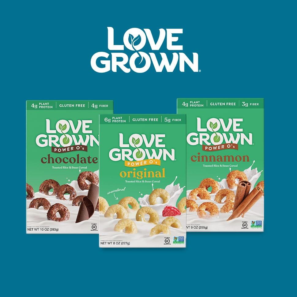 Better Breakfast: Love Grown Rebrands, Refines Mission