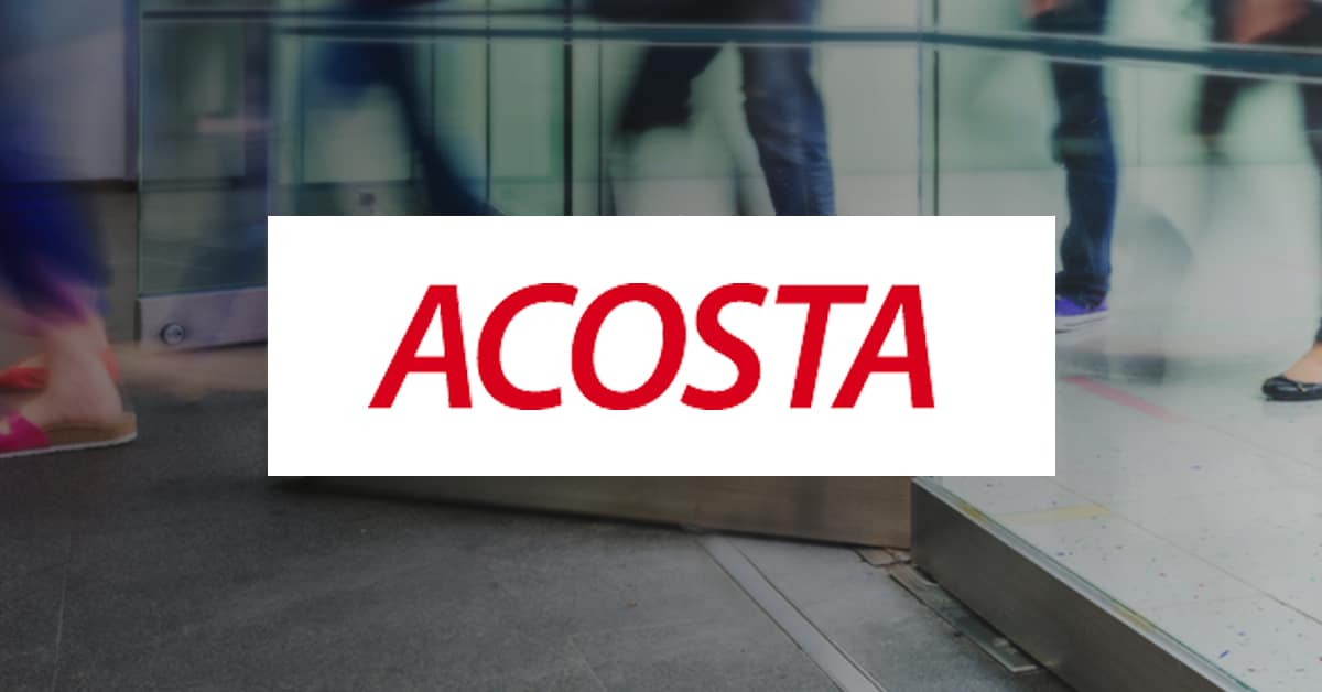Acosta Files for Chapter 11 to Reduce $3B Debt
