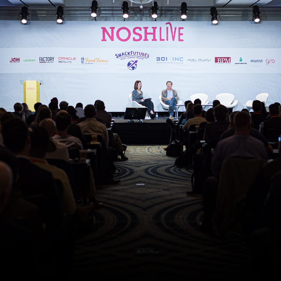 NOSH Live Day One Recap: Taking a Fresh, but Sensible, Perspective