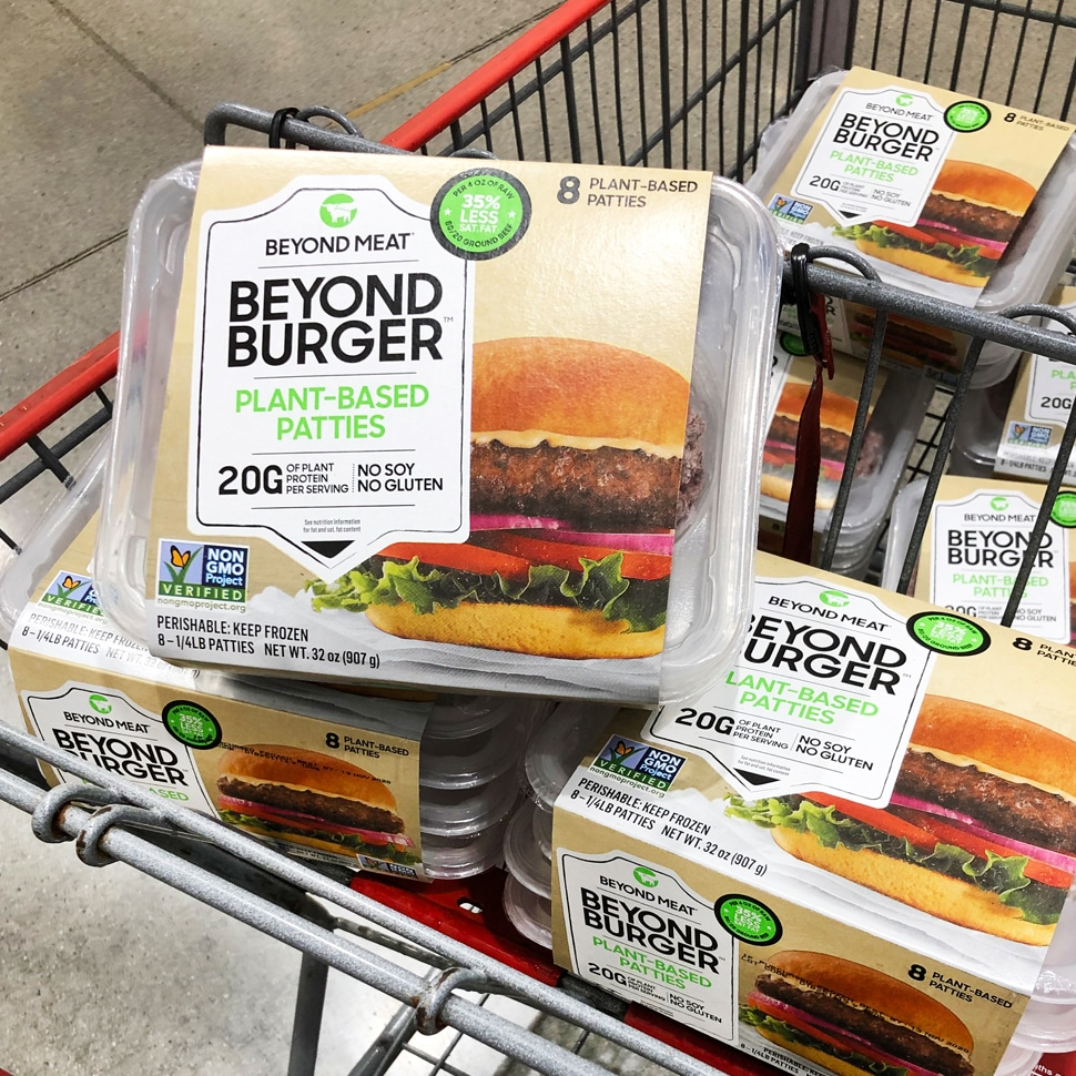 Distribution Roundup: Beyond Burger, Atlantic Natural Land in Costco