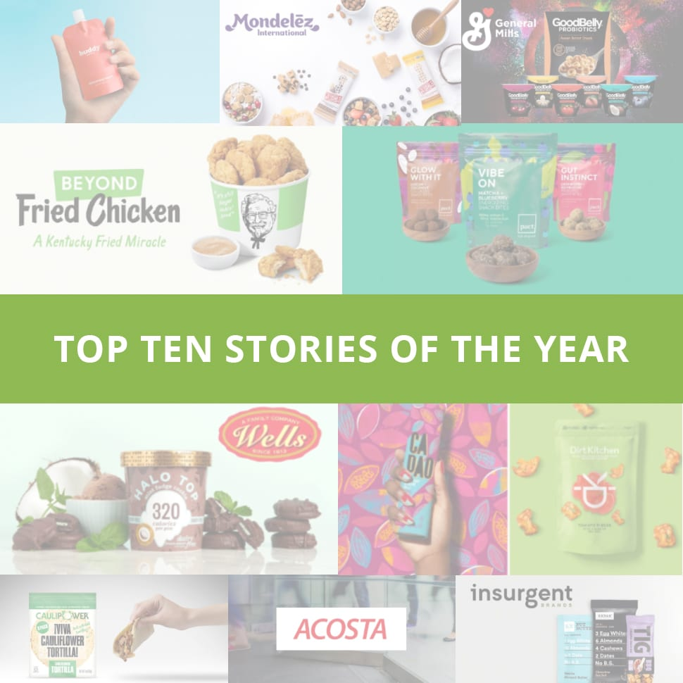 Top NOSH Stories of 2019: Readers Eat Up Plant-based and Functional Foods
