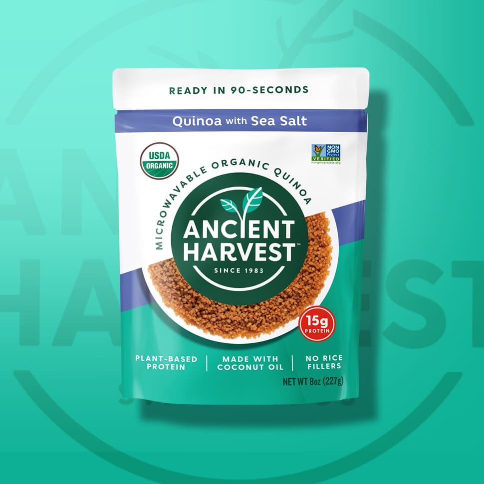 "Ancient Harvest to Begin a ""New Era,"" Acquires Pamela's Brand"