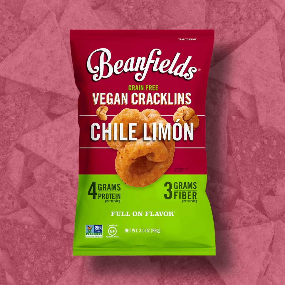 Can Beanfields Grow with Plant-Based Pork Rinds?