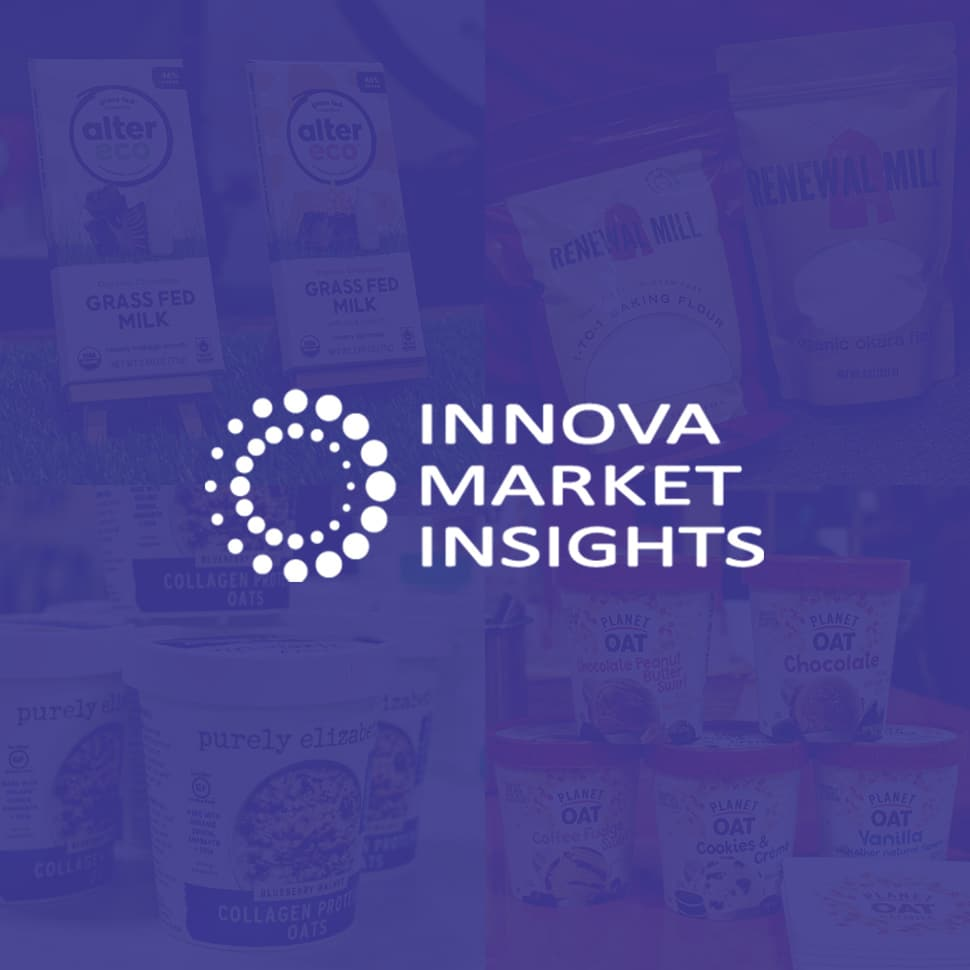 Innova Market Insights' Top Trends in Sweets and Snacks