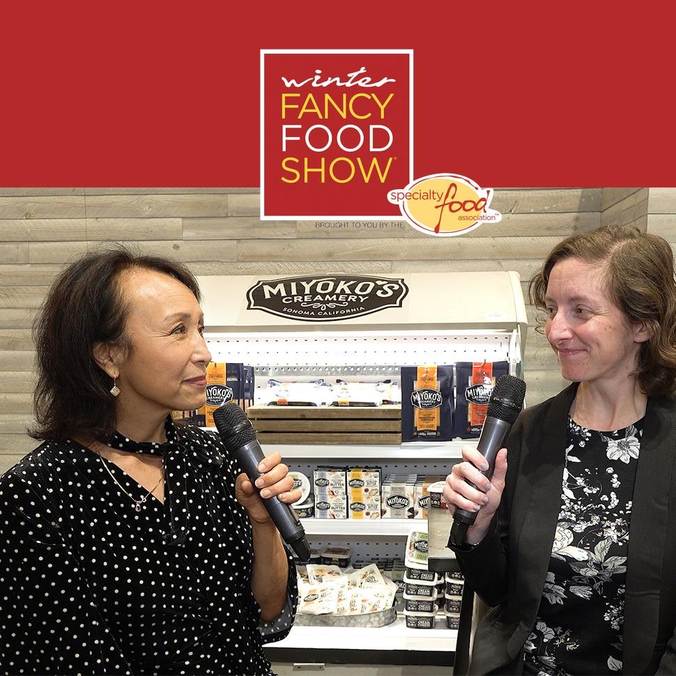 Watch: Miyoko's Creamery on Plant-based Cheese's Evolution
