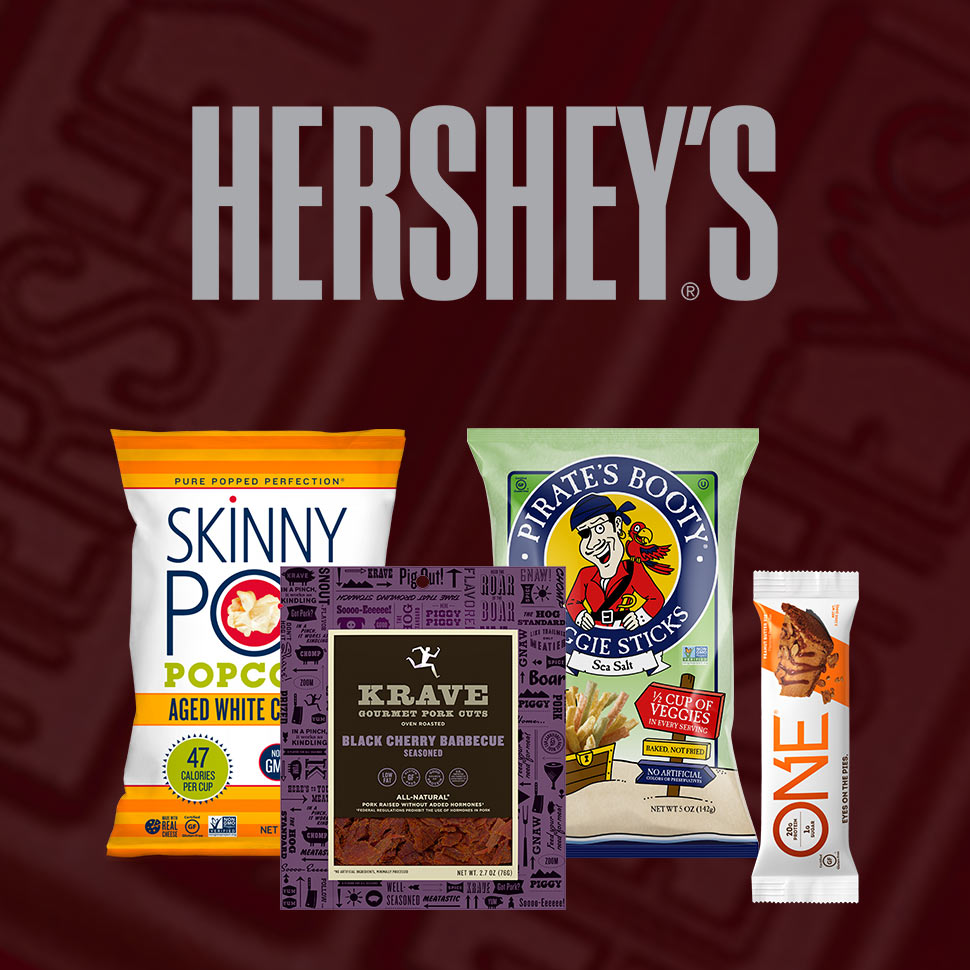 Hershey's Q4 Earnings Call: ONE Brands Soars, KRAVE Lags