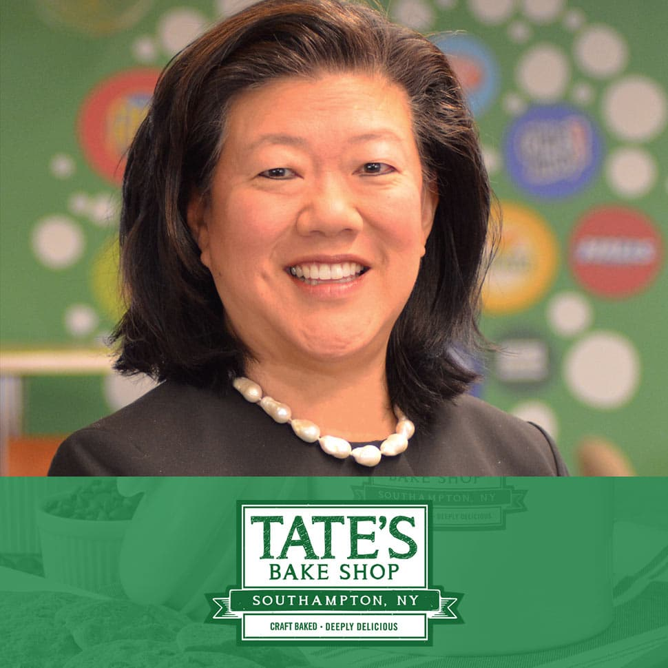 People Moves: Nancy Pak Named Tate's Bake Shop CEO