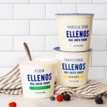 KIND Founder Backs Cult Yogurt Brand Ellenos