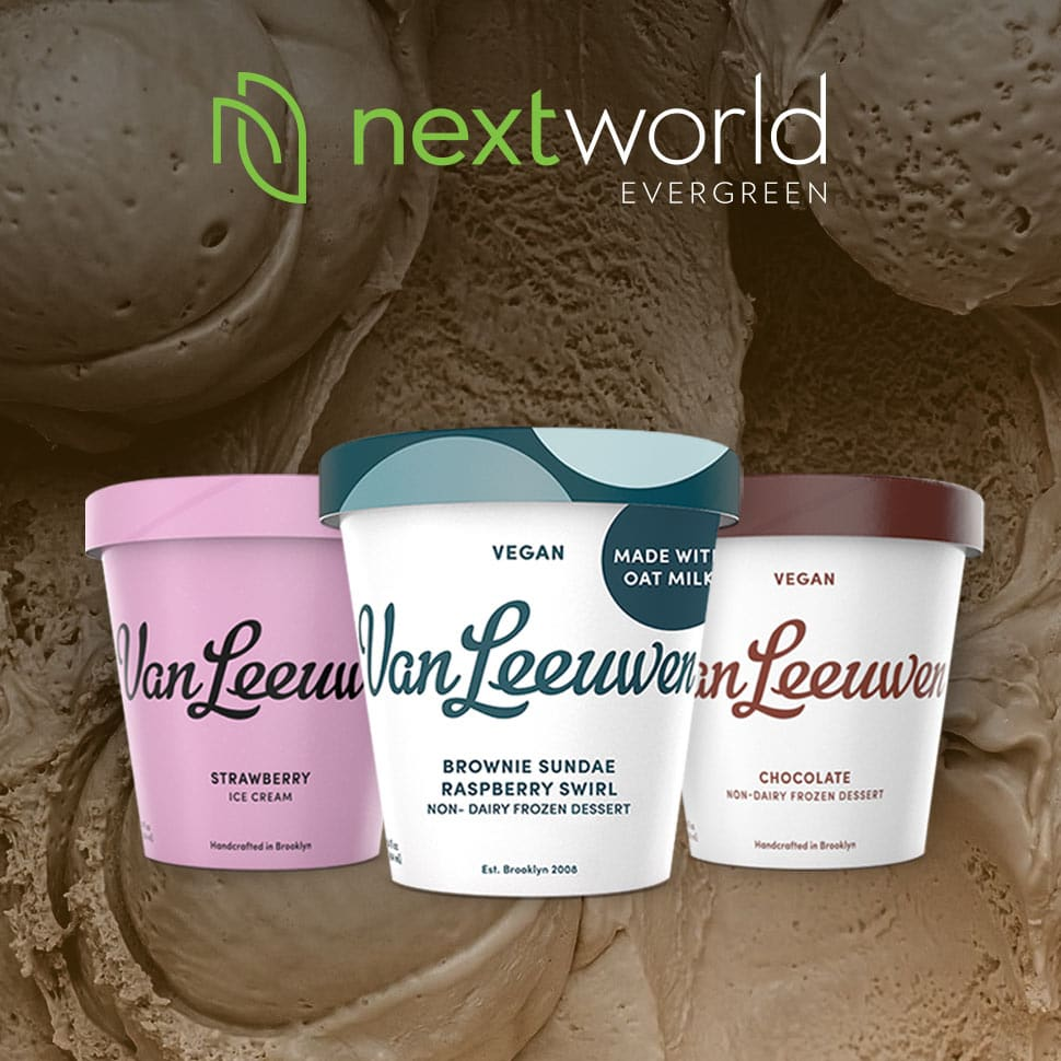 Van Leeuwen Ice Cream Raises $18.7M to Fuel Wholesale & Retail Growth