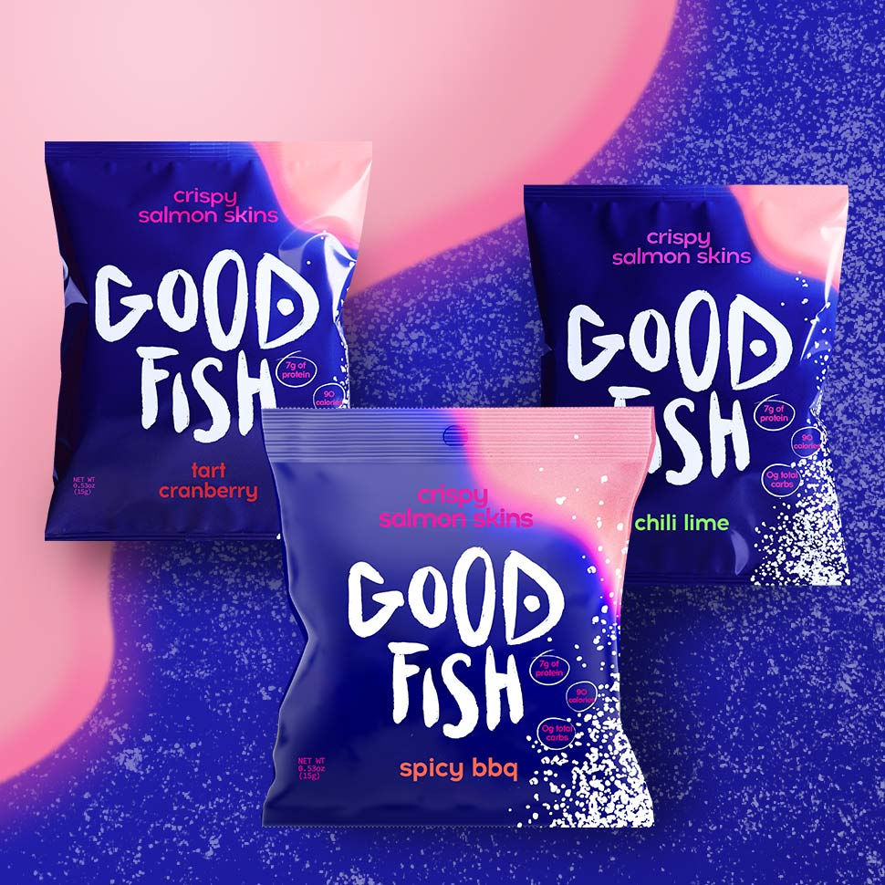 Harmless Harvest Co-founders Launch Seafood Snack Brand Goodfish