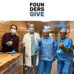 FoundersGive Brings Together 200+ Brands to Support Frontline Workers