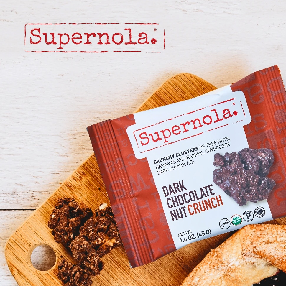 Supernola Spreads Its Wings