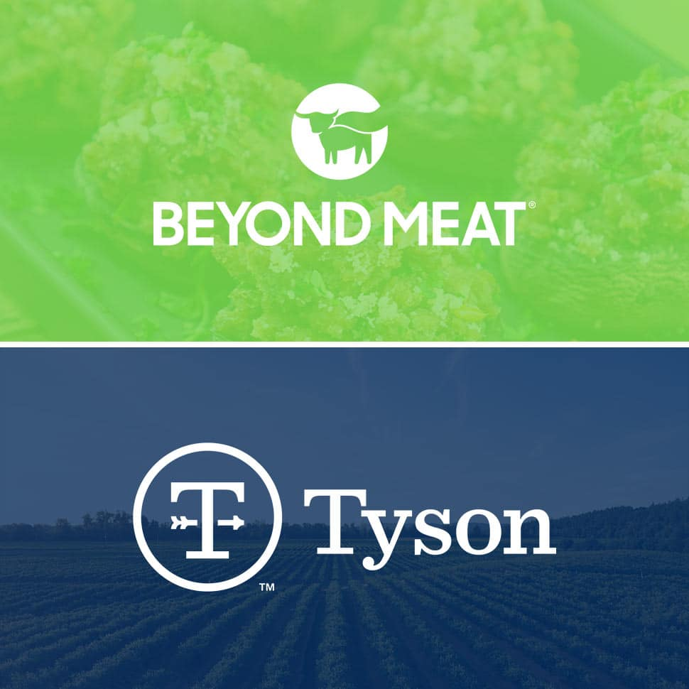 Beyond Meat Sales Soar; Tyson Suffers as Plants Close
