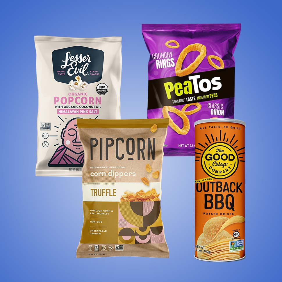 Salty Snacks: Ecomm Blooms; Retail Launches Leap Forward