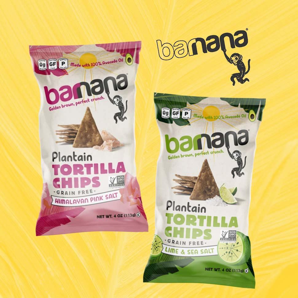 Barnana Expands Savory Snack Line, Rebrands