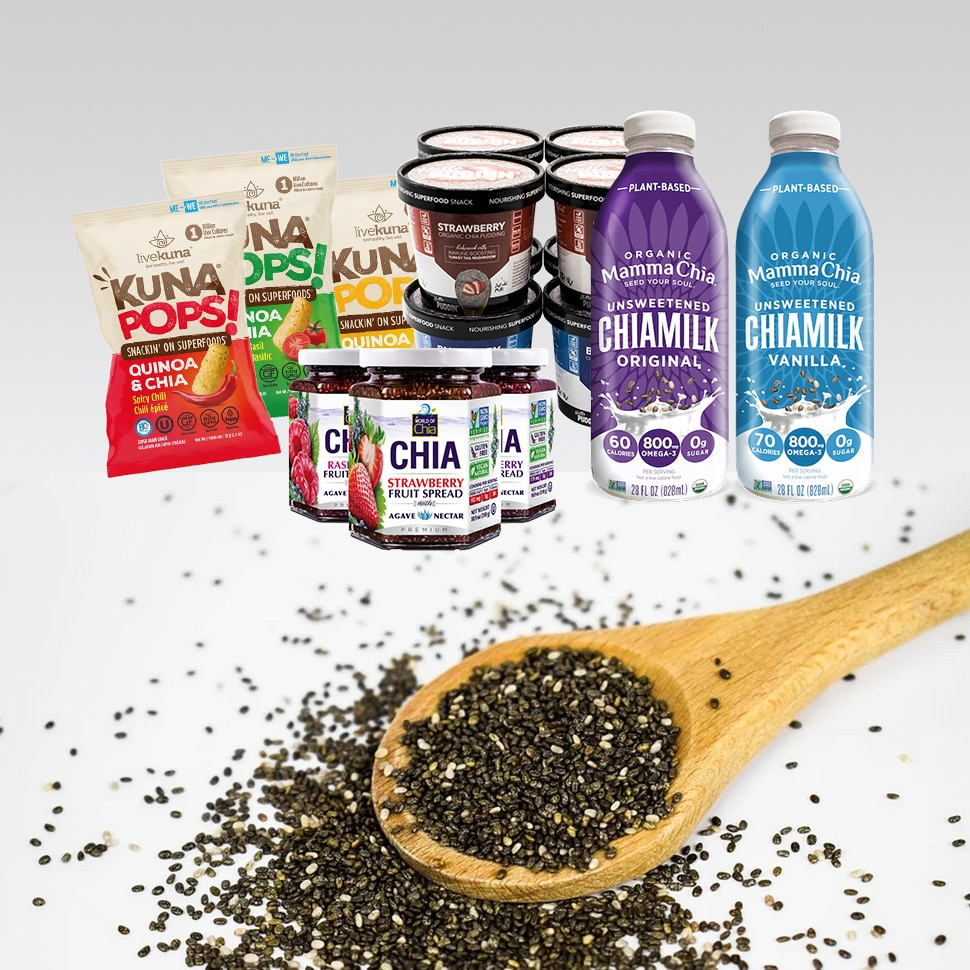 More than a Seed: Brands Adjust Strategies to Innovate with Chia