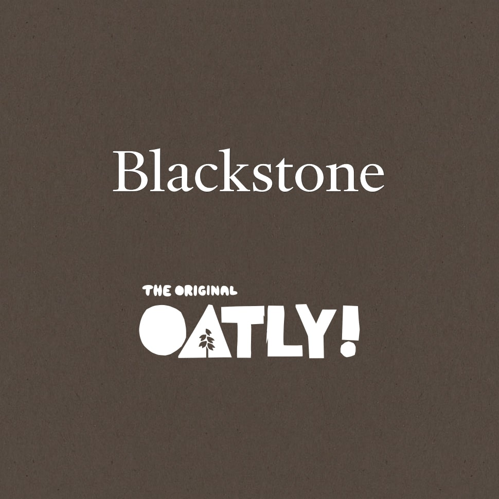 Oatly Lands $200M in Funding Round Led by Blackstone Growth