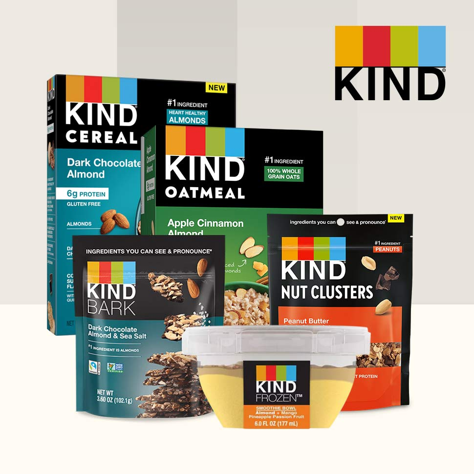As KIND Expands Into New Aisles, Experts Weigh in on When and How to Platform a Brand