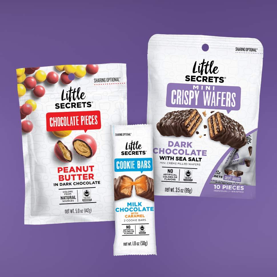 Little Secrets Founder/CEO Departs as Company Announces Low-Sugar Line