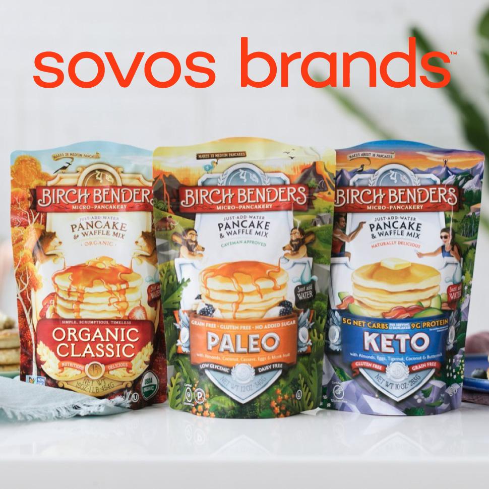 Sovos Brands Acquires Birch Benders