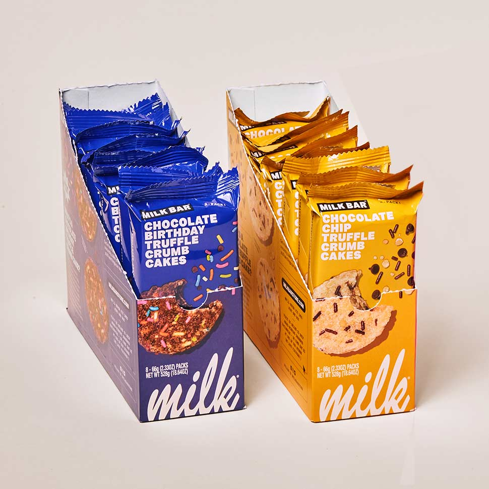 Milk Bar Launches New Line, Asks: 'What Happened to Dessert?'
