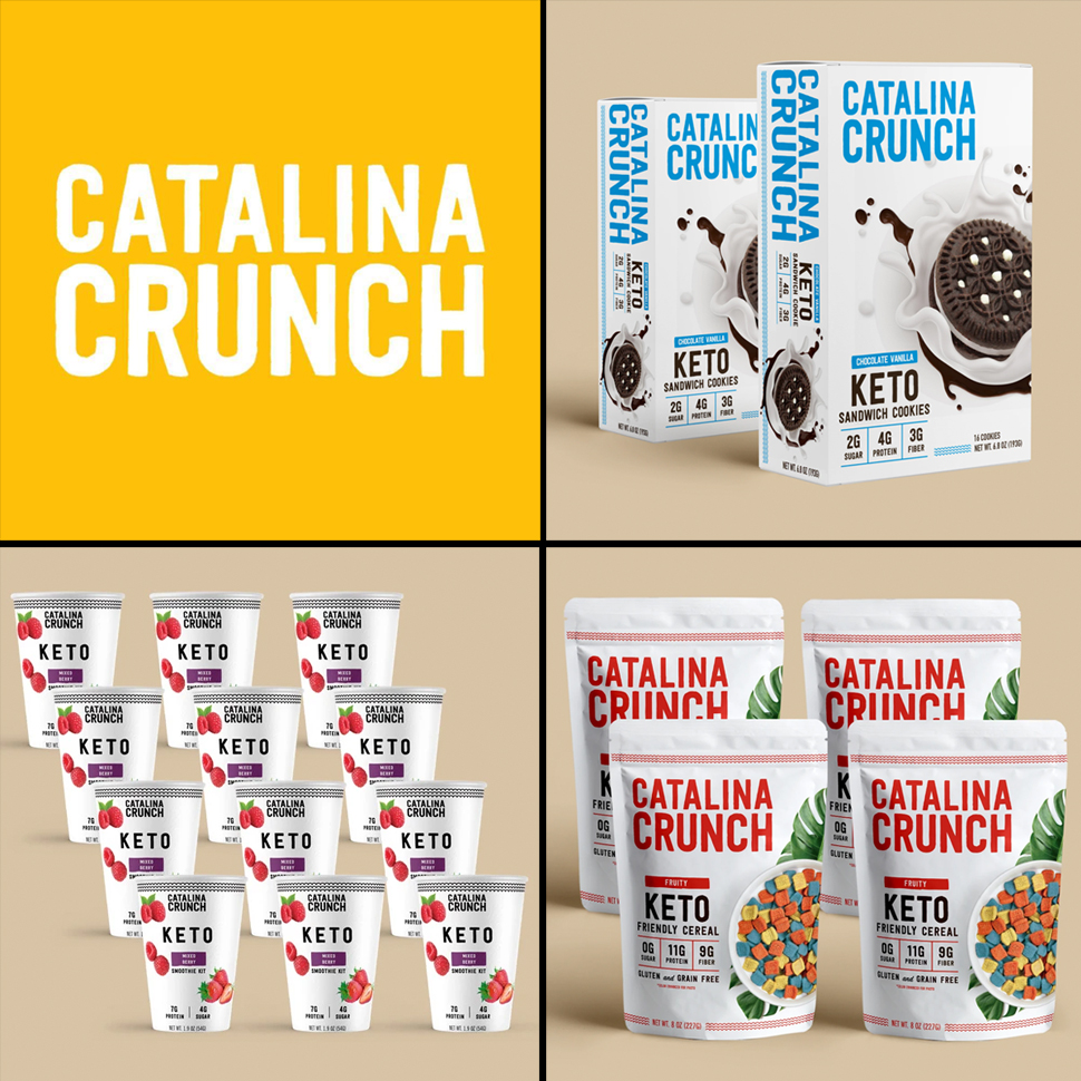 """Great Problems"" Facing New Catalina Crunch President Warady"