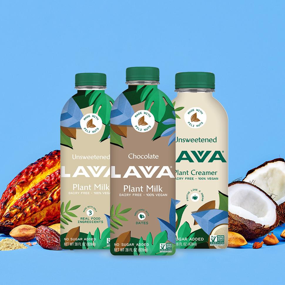 Lavva Extends Pili Nut Platform Beyond Yogurt