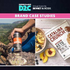 Supercharge: D2C – Brand Case Studies with Hoplark Hop Tea & Catalina Crunch