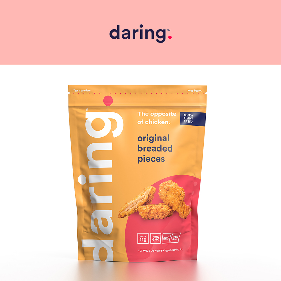 Daring Foods Raises $8 Million, Launches New Product
