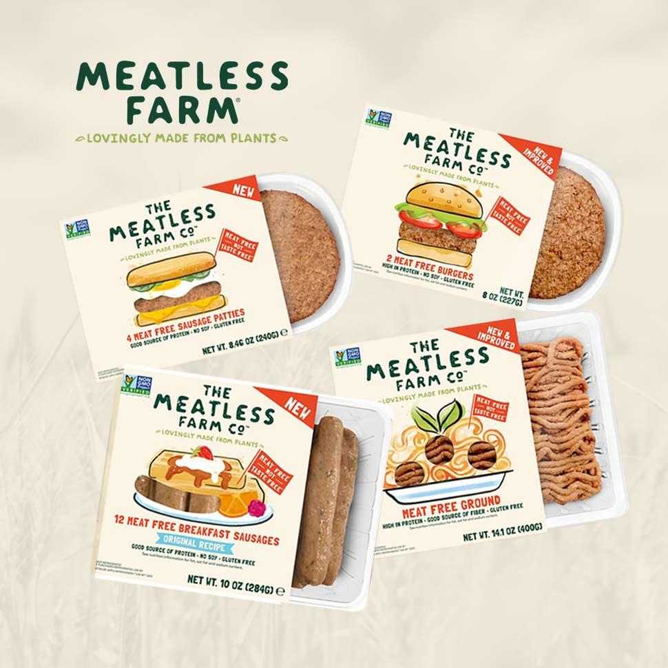 Meatless Farm Raises $31M As It Continues Push Into the U.S.