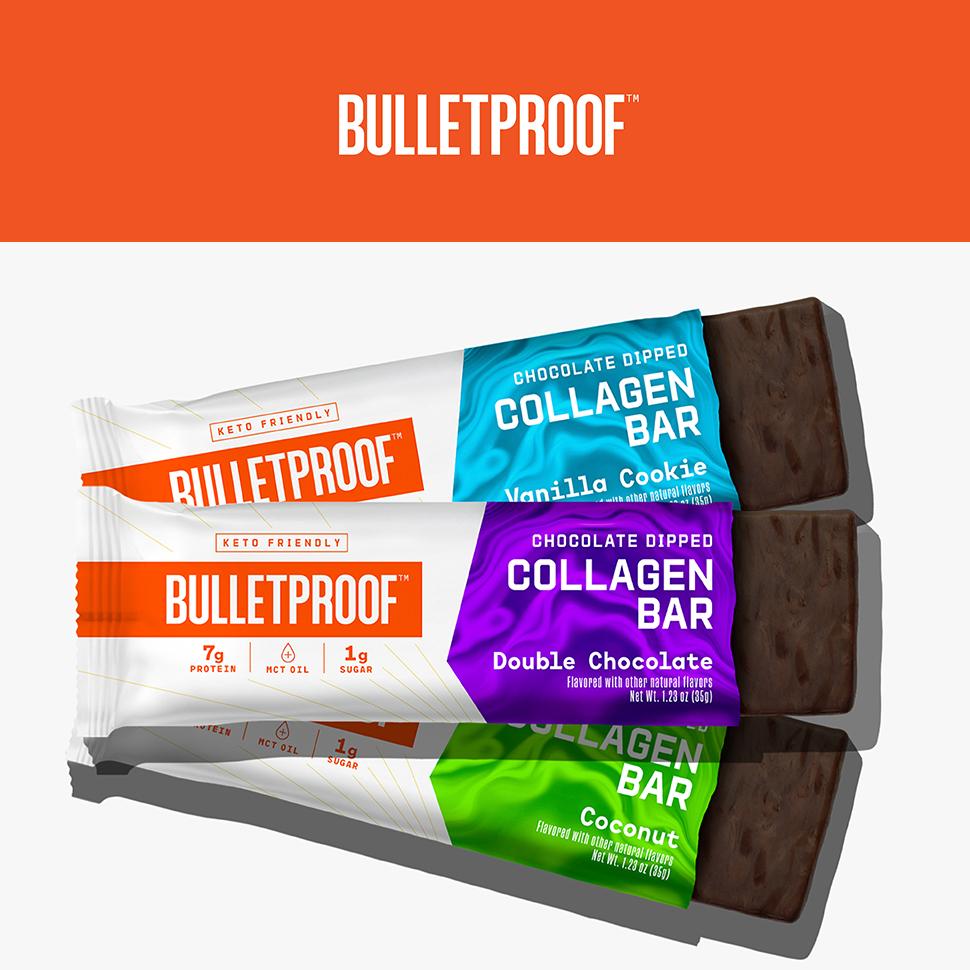 Bulletproof Announces Brand Refresh