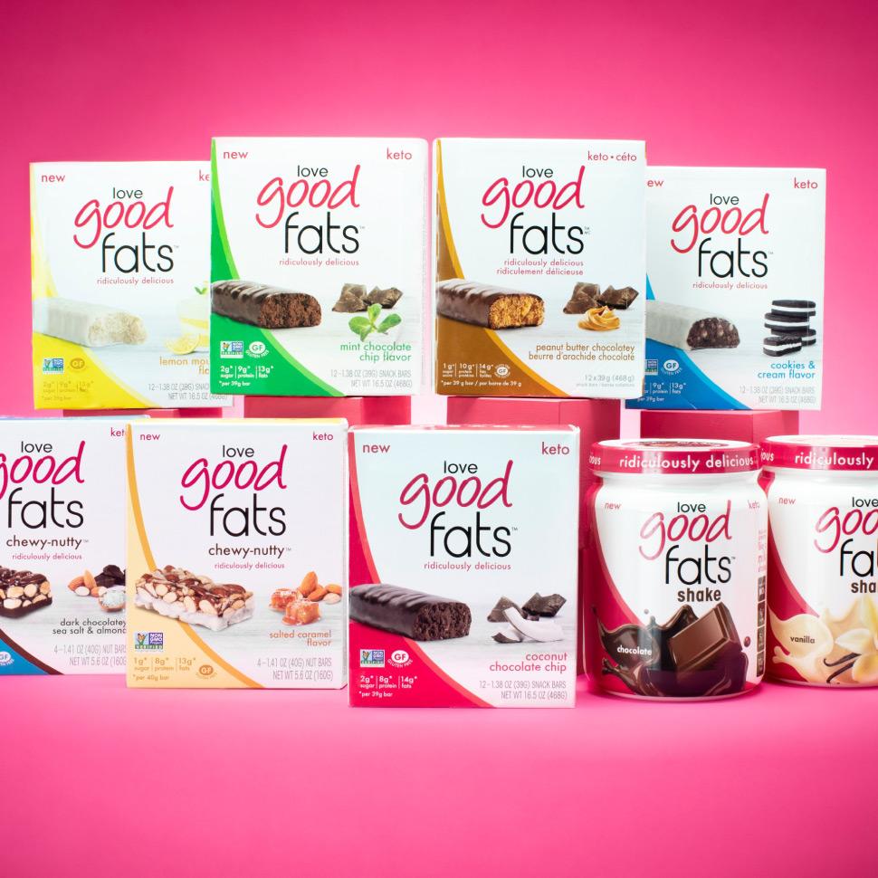 Keto Brand Love Good Fats Raises $10.7M to Fund U.S. Growth