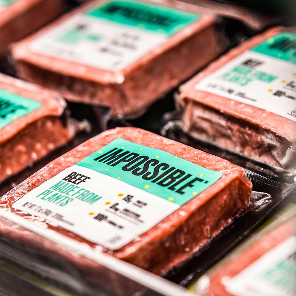 The Checkout: Impossible Foods, Eat Just Expand in Asia; True Made Foods Strikes Red Sox Deal