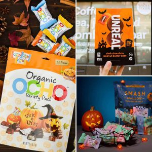 No Fear Here: Candy Makers Say They'll Win Halloween