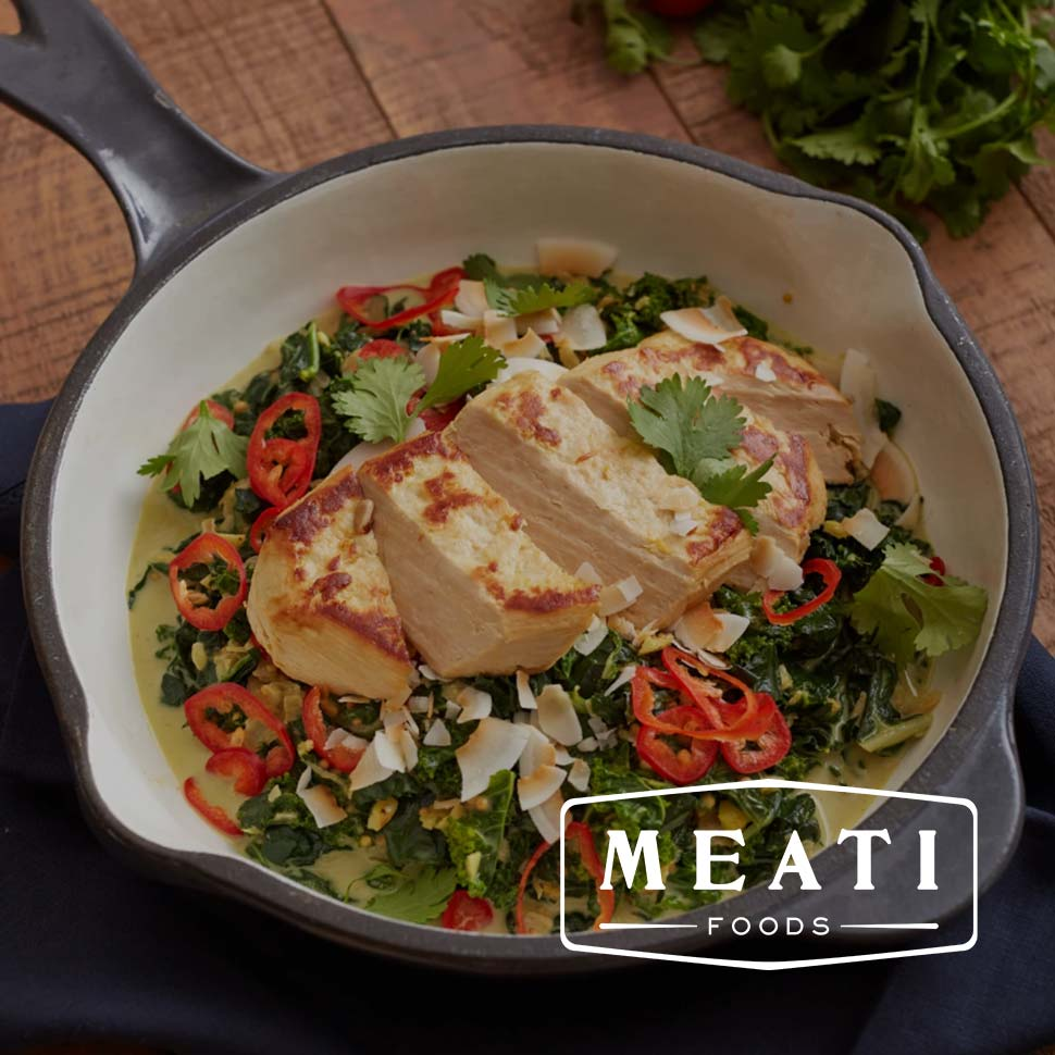 Meati Raises $28M in Series A Round to Scale Production of Fungi-Based Meat
