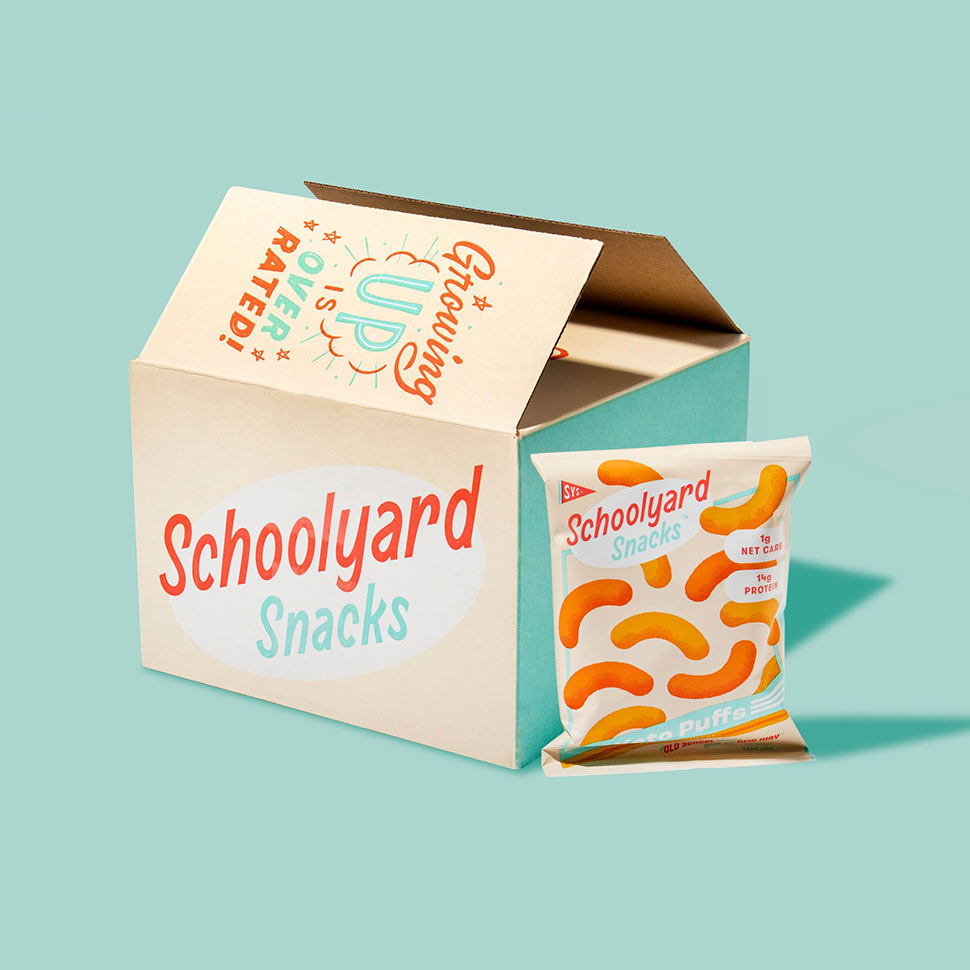 Following Rebrand, Schoolyard Snacks Raises $5M to Expand Keto Snack Platform