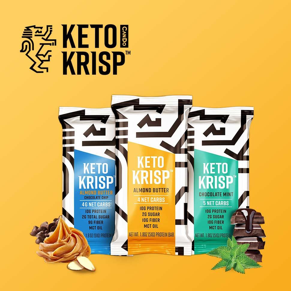 Keto Krisp Adds CEO, Rolls Out CanDo Umbrella Brand