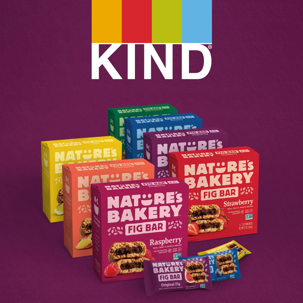 KIND Acquires Nature's Bakery