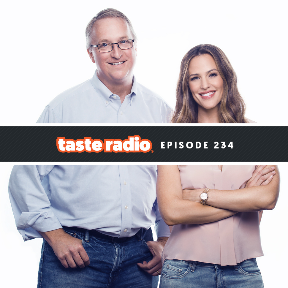 Taste Radio Ep. 234: 'Once' Co-Founders Garner & Foraker Open Up About The Importance Of Mission, Middle America & BLM
