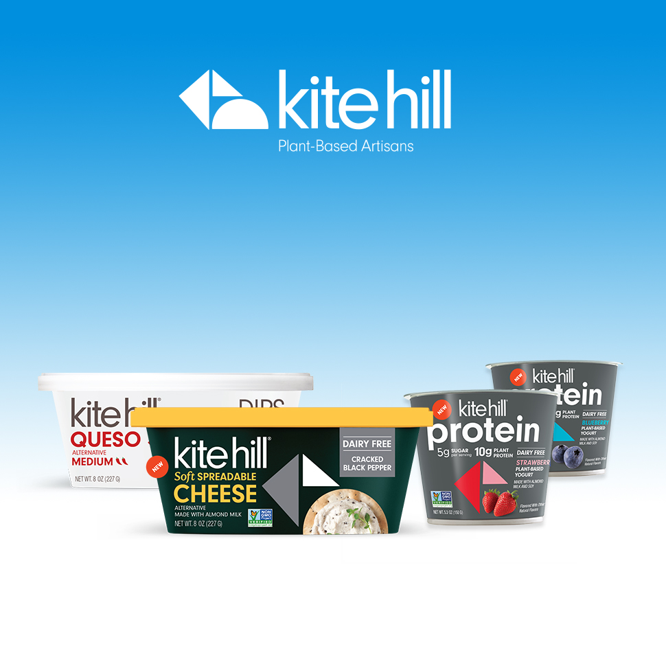 """After Focusing on """"Consistency,"""" Kite Hill Launches New Lines"""