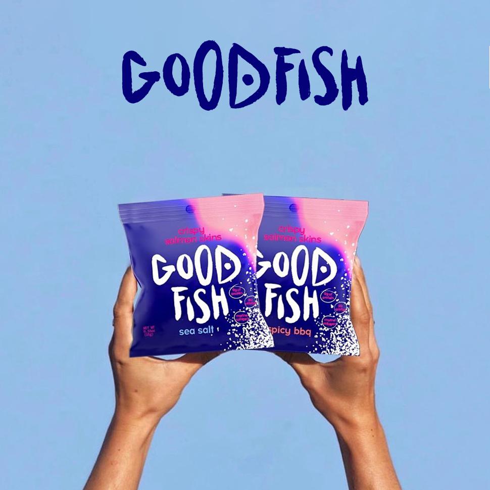 GoodFish Closes Funding for Salmon-Based Snacks