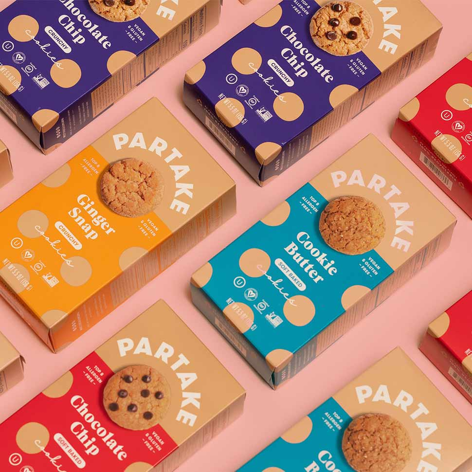 Partake Foods Closes Round, Expands into New Category