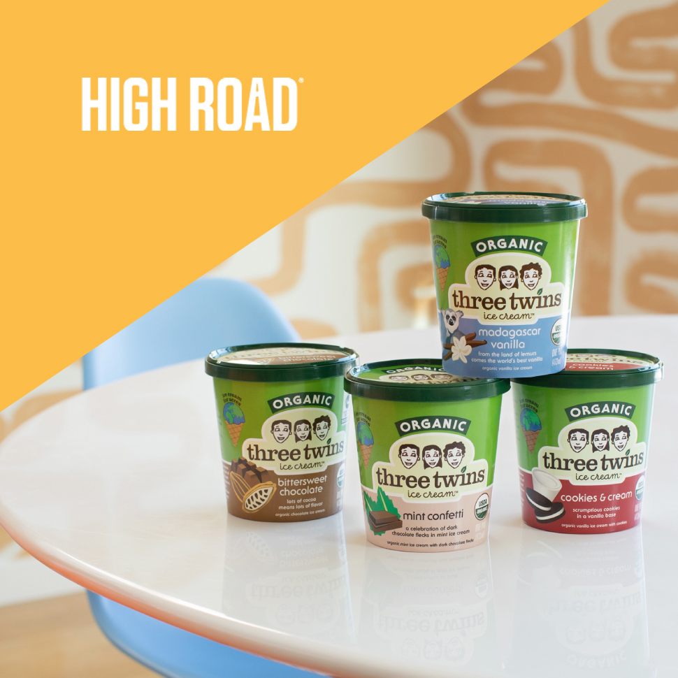 High Road Acquires Three Twins Brand, Will Relaunch as More Premium Offering