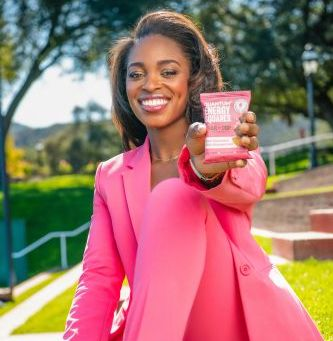 U.S. Open Tennis Champion Sloane Stephens Joins Forces With Quantum Energy Squares