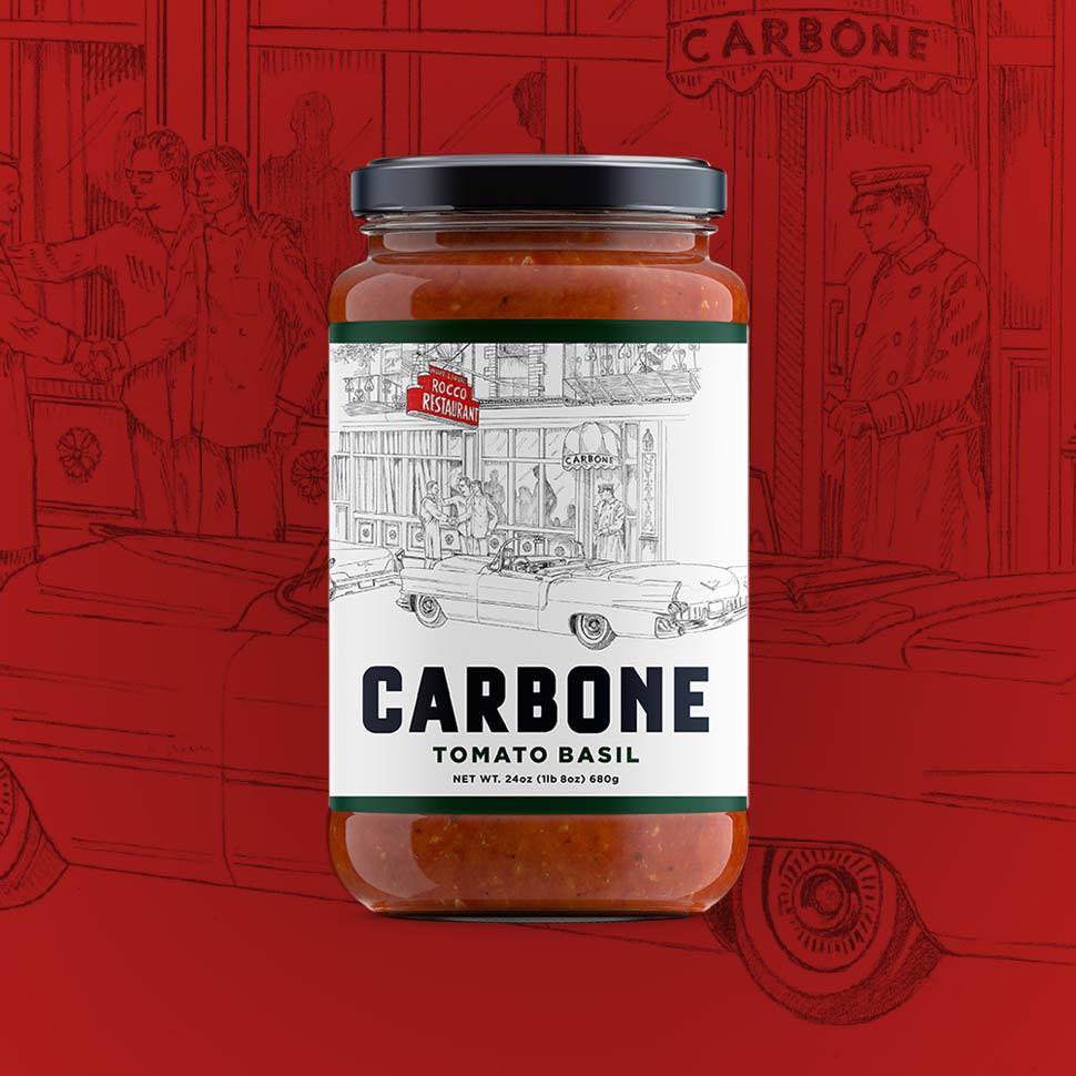 Secret Sauce: Skae to Head Carbone Fine Food