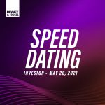 Speed Dating: Connecting CPG Brands with Investors on May 20