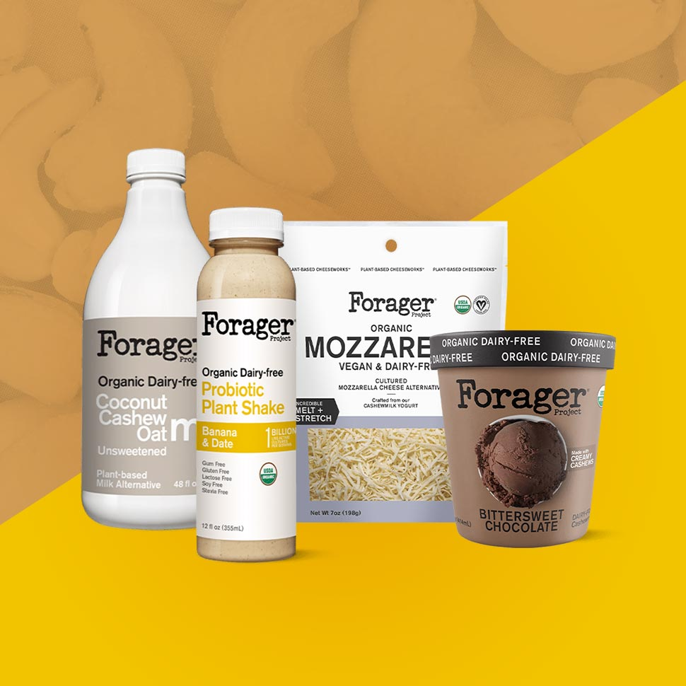 Forager Expands Creamery Model with Ice Cream Launch