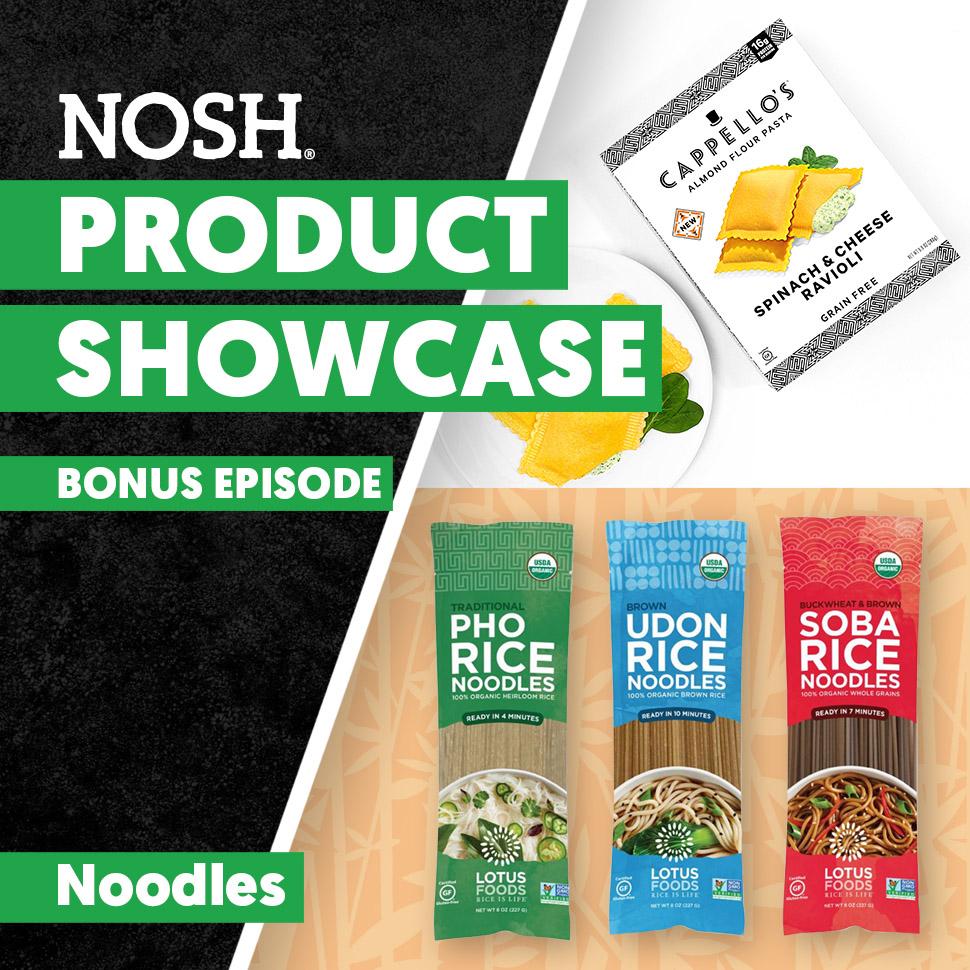 Watch: Product Showcase: Pasta Bonus Interviews