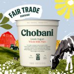 Chobani, Fair Trade Announce New Dairy Certification