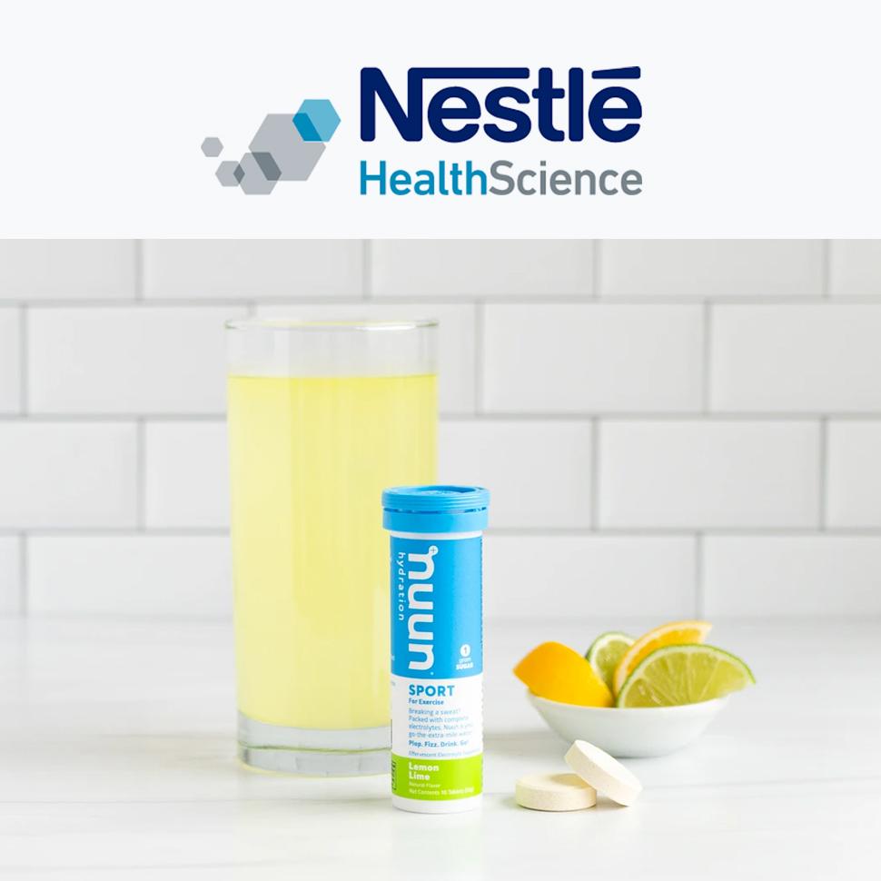 Nestlé Acquires Hydration Platform Brand Nuun